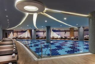 Hotel Botanik Platinum Hallenbad