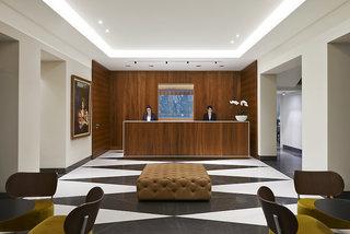 Hotel Belvedere Bellagio Lounge/Empfang