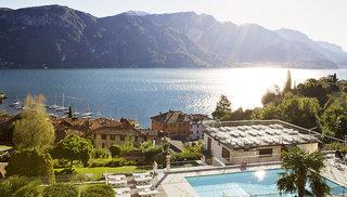 Hotel Belvedere Bellagio Meer/Hafen/Schiff