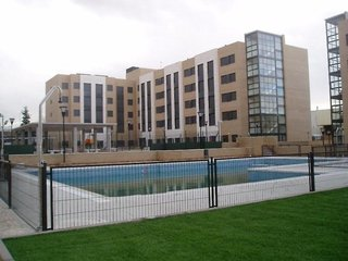 Hotel Compostela Suites Außenaufnahme