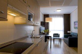 Hotel Compostela Suites Wohnbeispiel