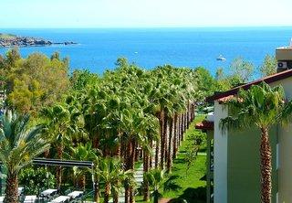 Hotel Gardenia Beach Hotel Garten