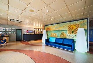Hotel smartline Club Amarilis Lounge/Empfang