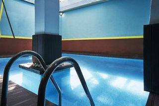 Hotel smartline Club Amarilis Hallenbad