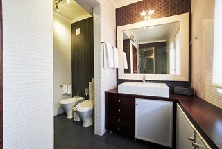 Hotel smartline Club Amarilis Badezimmer