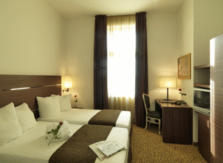 Hotel Assenzio Prague Wohnbeispiel