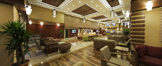 Hotel Club Grand Side Lounge/Empfang