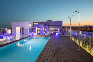 Hotel Barcelo Malaga Pool