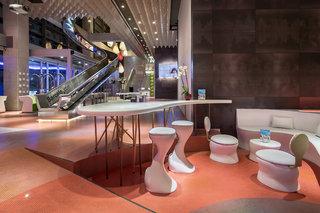 Hotel Barcelo Malaga Lounge/Empfang