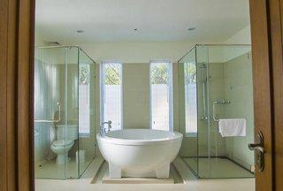 Hotel Anoasis Resort Long Hai Badezimmer