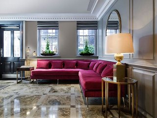 Hotel Flemings Mayfair Lounge/Empfang
