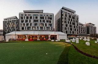 Hotel Ramada Plaza Milano Außenaufnahme