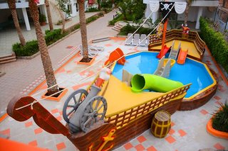 Hotel Minamark Beach Resort Kinder