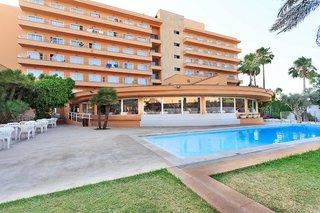 Hotel tent Playa de Palma Außenaufnahme