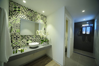 Hotel Atrium Ambiance Hotel - Erwachsenenhotel Badezimmer