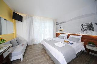 Hotel Atrium Ambiance Hotel - Erwachsenenhotel Wohnbeispiel