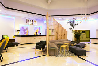 Hotel smartline Ras Al Khaimah BeachLounge/Empfang