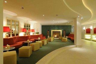 Hotel Saalbacher Hof Lounge/Empfang