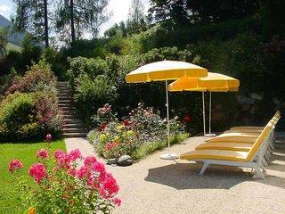 Hotel Saalbacher Hof Garten