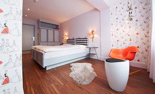 Hotel Saalbacher Hof Wohnbeispiel