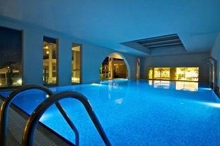 Hotel Dimitrios Village Beach Resort Hallenbad