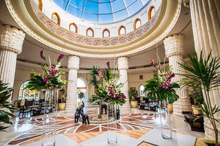 Hotel COOEE Caribbean World Soma Bay Lounge/Empfang