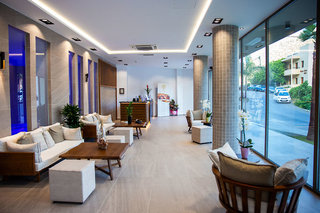 Hotel Sunset Hotel & Spa Lounge/Empfang