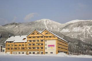 Hotel COOEE alpin Hotel Dachstein Außenaufnahme