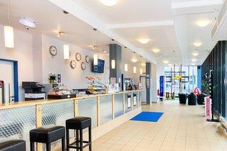 Hotel a&o Hauptbahnhof Hotel & Hostel Graz Lounge/Empfang