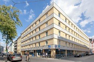 Hotel a&o Köln Neumarkt Außenaufnahme