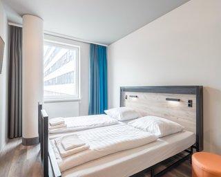 Hotel a&o Köln Neumarkt Wohnbeispiel