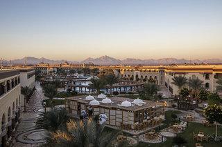 Hotel SENTIDO Mamlouk Palace Resort Garten