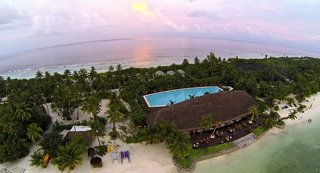Hotel Canareef Resort Maldives Außenaufnahme