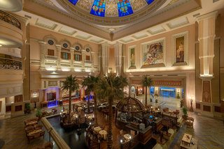 Hotel SENTIDO Palm Royale Lounge/Empfang