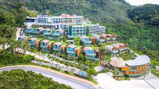 Hotel The Crest Resort & Pool Villas Phuket Außenaufnahme
