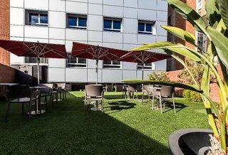 Hotel Leonardo Boutique Hotel Sagrada Familia Terasse