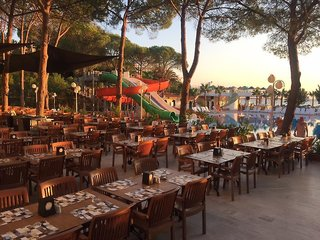 Hotel Club Hotel Grand Efe Restaurant
