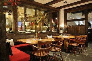 Hotel Saalbacher Hof Restaurant