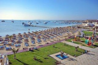 Hotel Albatros White Beach Strand