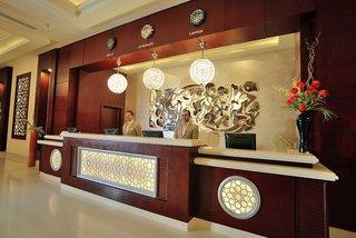 Hotel Albatros White Beach Lounge/Empfang