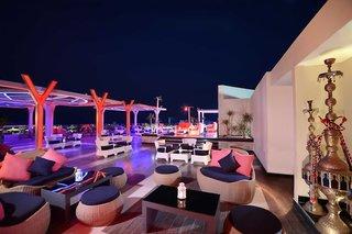 Hotel Albatros White Beach Terasse