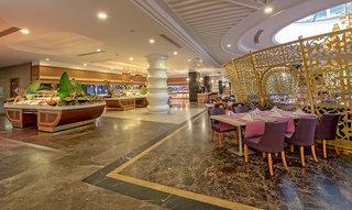 Hotel Kirman Belazur Resort & Spa Restaurant