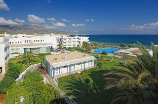 Hotel Ariadne Beach Hotel Luftaufnahme