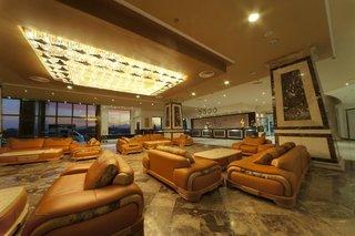 Hotel AMC Royal Hotel & Spa Lounge/Empfang