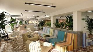 Hotel tent Playa de Palma Lounge/Empfang