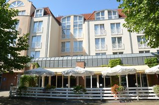 Hotel Ringhotel Residenz Alt Dresden Außenaufnahme
