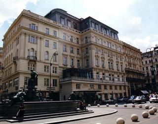 Hotel Ambassador Wien Außenaufnahme