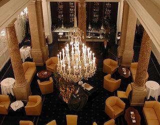 Hotel Ambassador Wien Lounge/Empfang