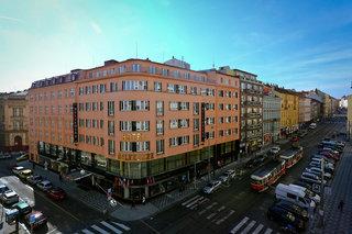 Hotel Belvedere Prag Außenaufnahme