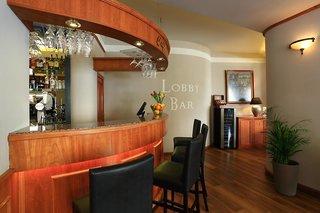 Hotel Belvedere Prag Lounge/Empfang